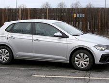 Volkswagen Polo Facelift - Poze spion