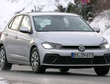 Volkswagen Polo Facelift - Poze spion
