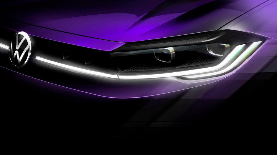 Volkswagen Polo Facelift - Prima poza oficiala