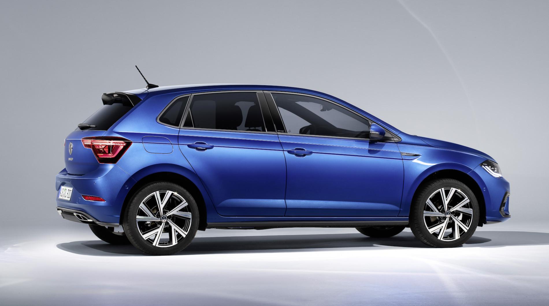 Volkswagen Polo Facelift - Volkswagen Polo Facelift