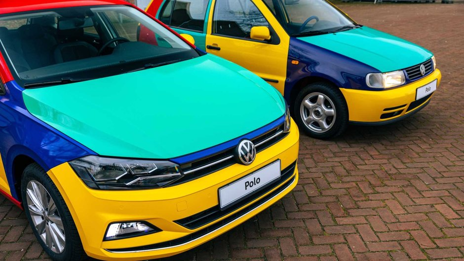 Volkswagen Polo Harlekin