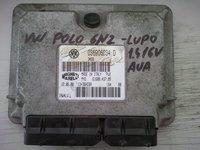 volkswagen polo lupo 1.4 16v aua 036906034D MAGNETI MARELLI 6160043709