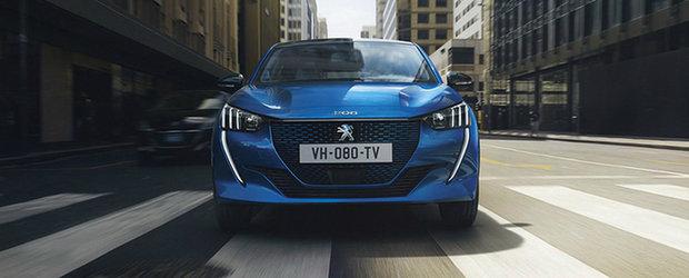 Volkswagen Polo si Renault Clio, dati-va la o parte! Acesta este noul PEUGEOT 208