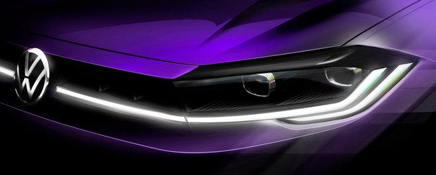 Volkswagen pregateste un facelift pentru cel mai ieftin vehicul pe care il vinde acum in Romania. Prima imagine oficiala cu noul model, publicata chiar acum
