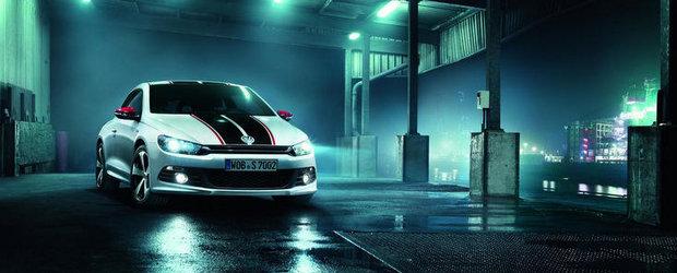 Volkswagen prezinta la Leipzig versiunea GTS a lui Scirocco