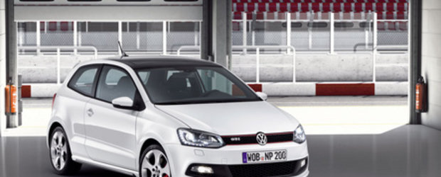 Volkswagen prezinta noul Polo GTI
