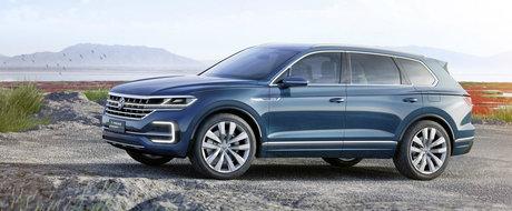 Volkswagen prezinta T-Prime GTE, conceptul care a bagat intreaga industrie auto in ceata
