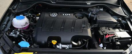 Volkswagen renunta la motoarele diesel mici. Uite cu ce le inlocuieste