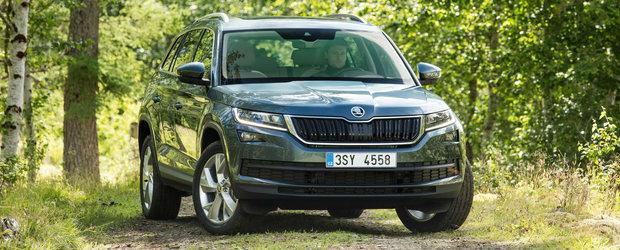 Volkswagen renunta la planurile de a aduce Skoda pe piata din America