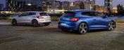 VW Scirocco Facelift debuteaza intr-o noua serie de imagini oficiale