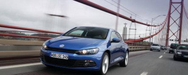 Volkswagen Scirocco va costa 21.750 euro