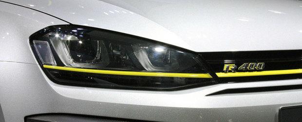 Volkswagen se gandeste tot mai serios sa lanseze aceasta masina. Se va bate cu Audi RS3 si Mercedes A45 AMG