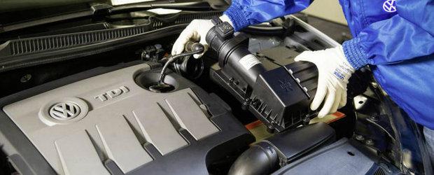 Volkswagen sustine ca soft-ul motoarelor diesel este complet legal in Europa