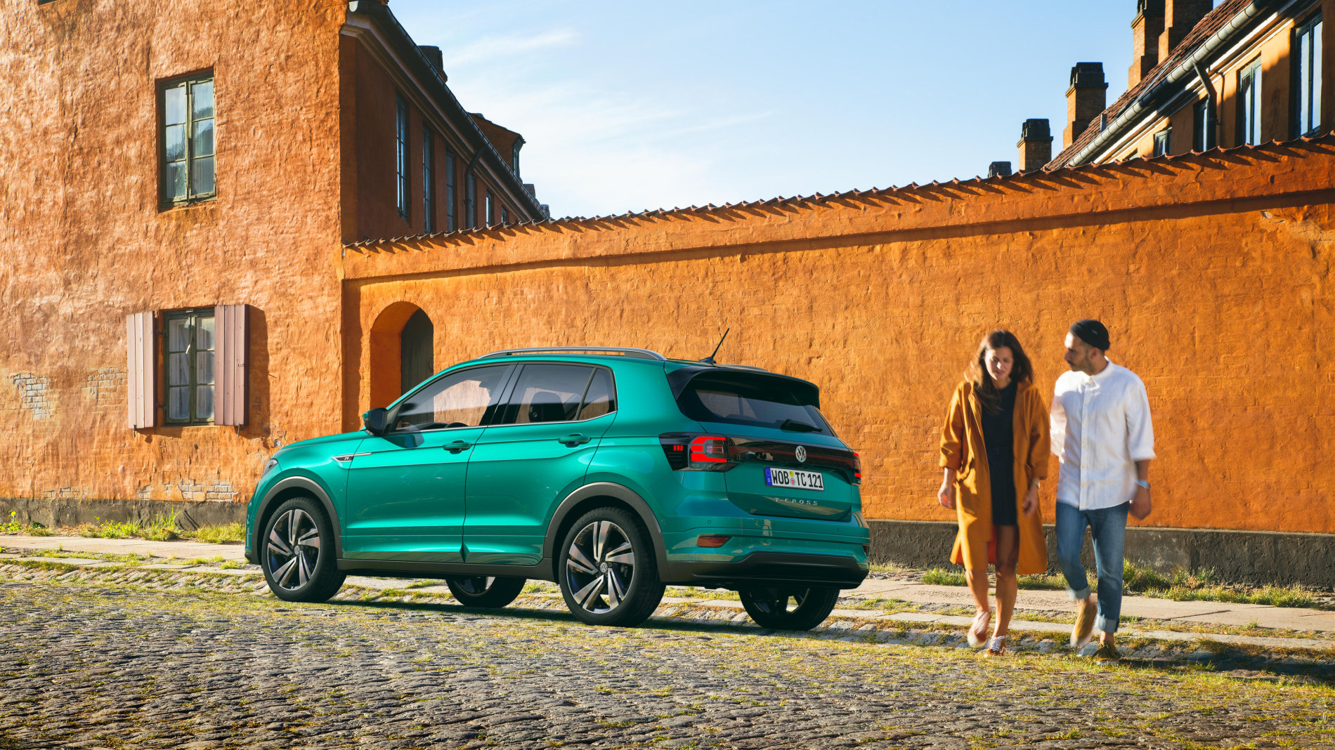 Volkswagen T-Cross R-Line si 1st Edition Style - Volkswagen T-Cross R-Line si 1st Edition Style