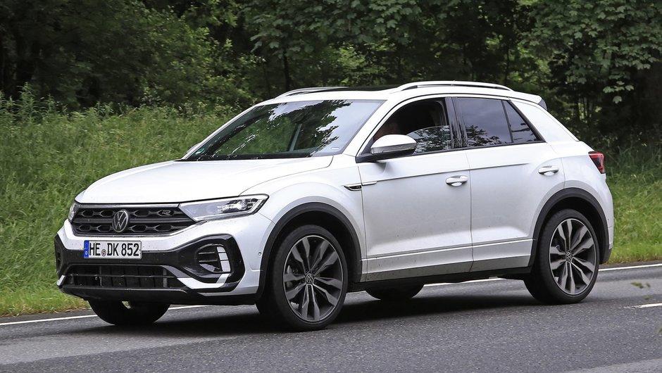 Volkswagen T-Roc Facelift - Poze spion