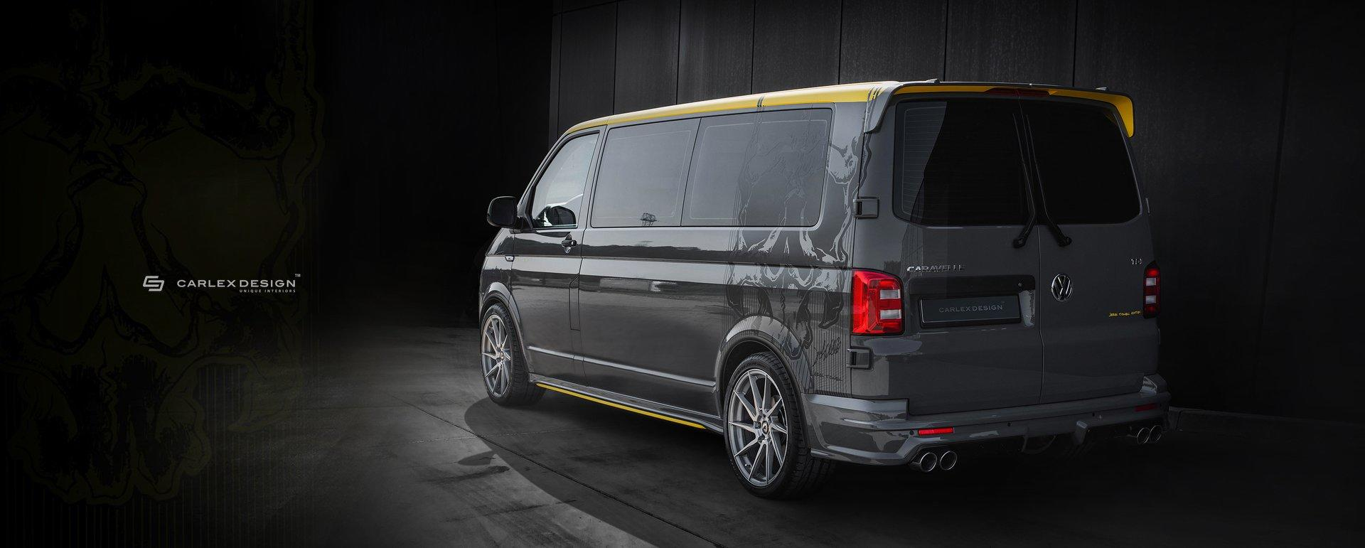 Volkswagen T6 by Carlex Design - Volkswagen T6 by Carlex Design