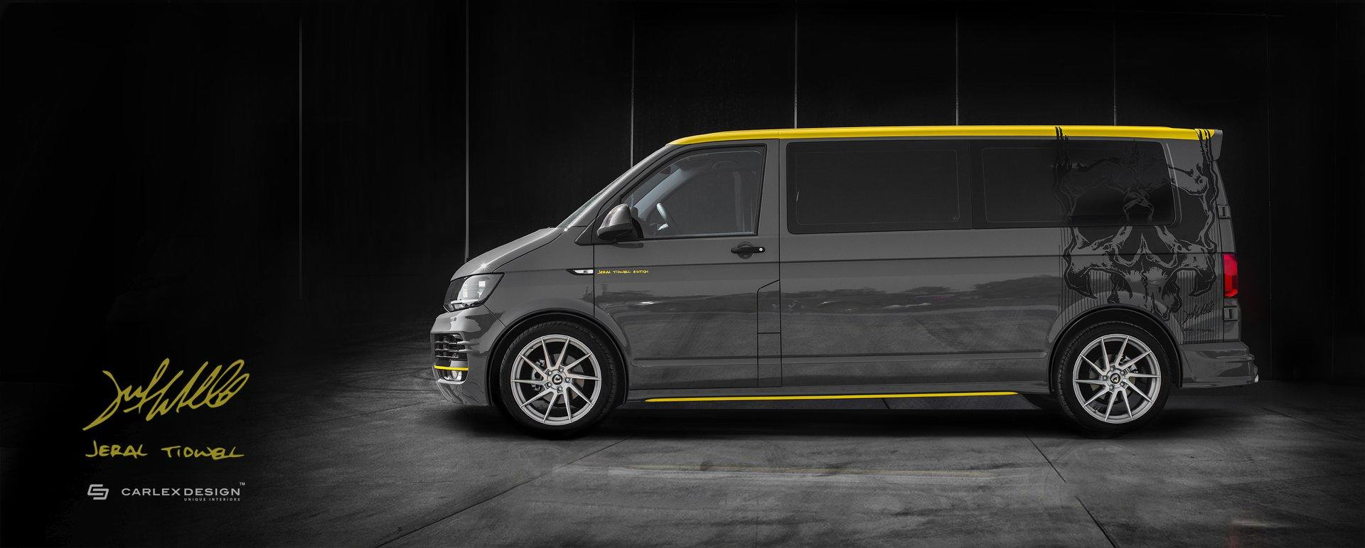 Volkswagen T6 by Carlex Design - Volkswagen T6 by Carlex Design