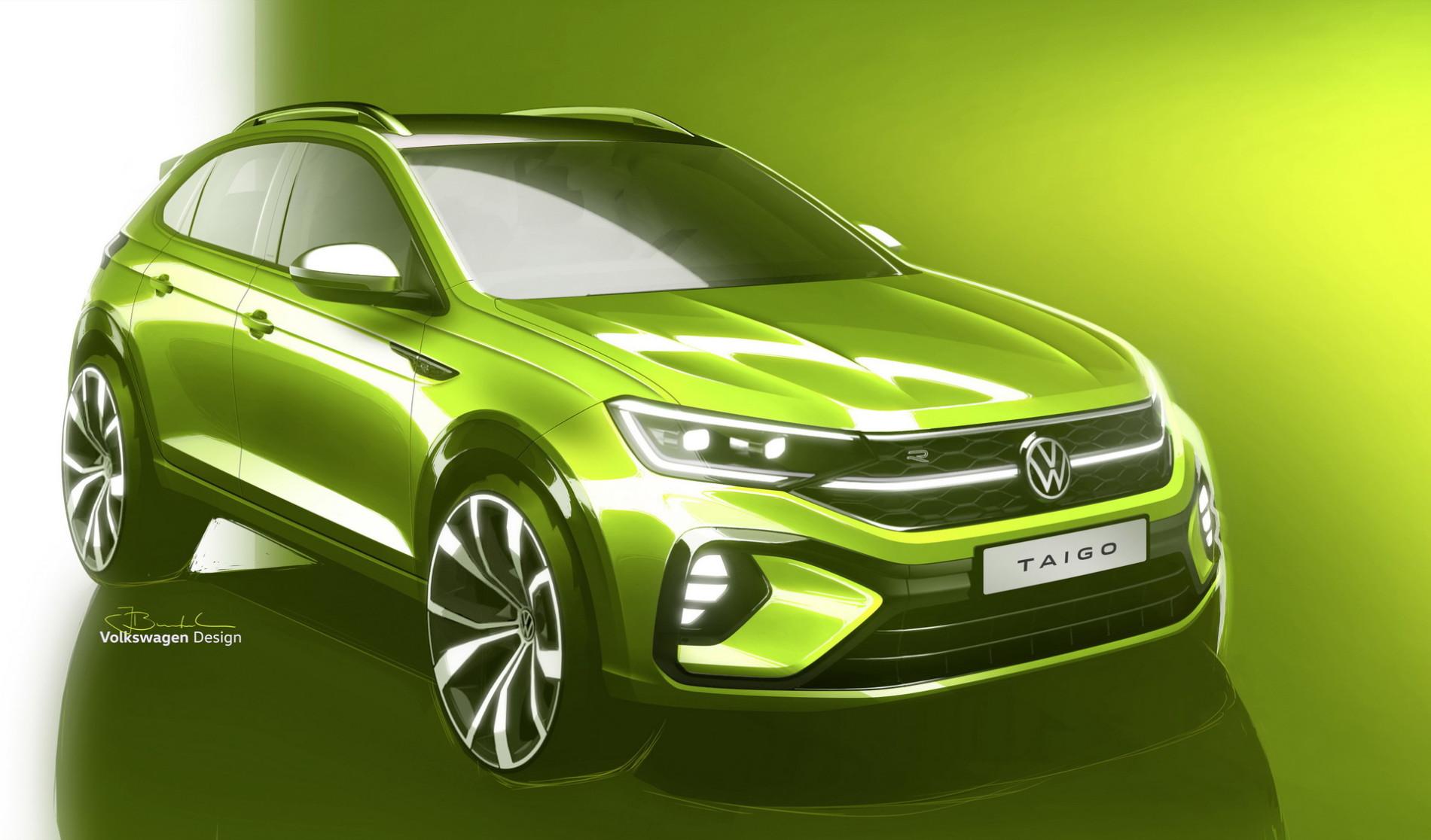 Volkswagen Taigo - Schite oficiale - Volkswagen Taigo - Schite oficiale