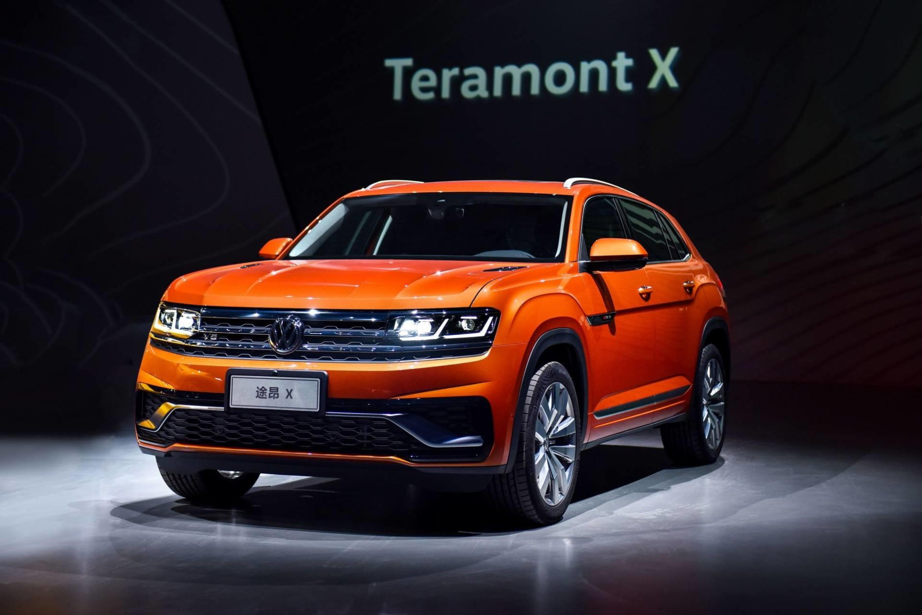 Volkswagen Teramont X - Volkswagen Teramont X