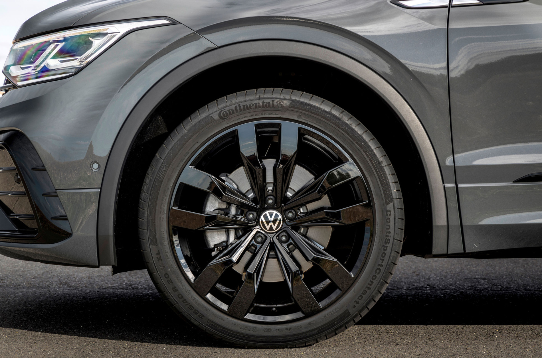 Volkswagen Tiguan R-Line Facelift - Volkswagen Tiguan R-Line Facelift