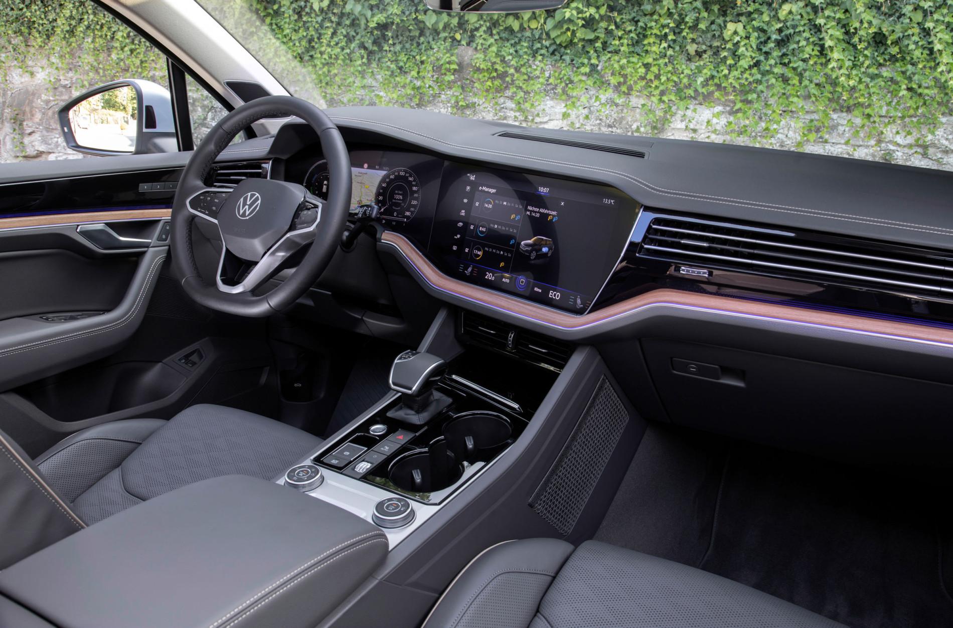 Volkswagen Touareg eHybrid - Volkswagen Touareg eHybrid