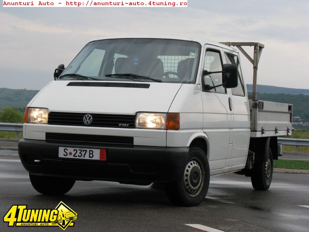 volkswagen transporter t4 doka 2 5tdi 102cp acv 233122. Black Bedroom Furniture Sets. Home Design Ideas