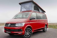 Volkswagen Transporter T6 Edition by Vanworx