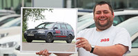 Volkswagen-ul asta Passat are peste 1.000.000 de kilometri in bord. Si inca rezista eroic