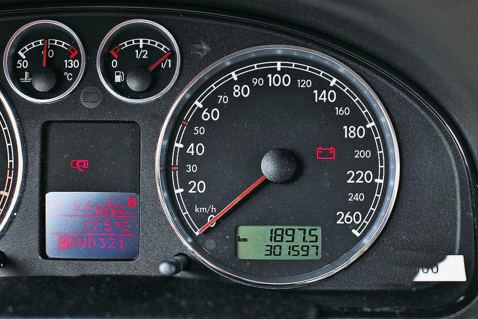 Volkswagen-ul Passat cu mai mult de un milion de kilometri in bord