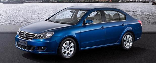 Volkswagen va construi o noua fabrica in China