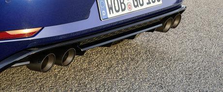 Volkswagen vrea o felie si din acest tort. Compania germana a lansat propriul sau pachet de tuning pentru Golf VII