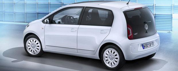 Volkswagen vrea sa scoata pe piata masina de 6000 de Euro