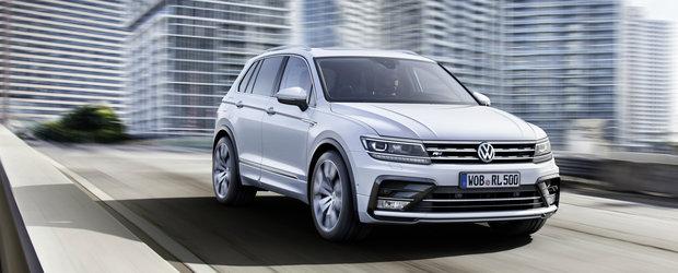Volkswagen vrea sa te convinga sa cumperi un TIGUAN. 5 motive pentru care-i cel mai tare din parcare