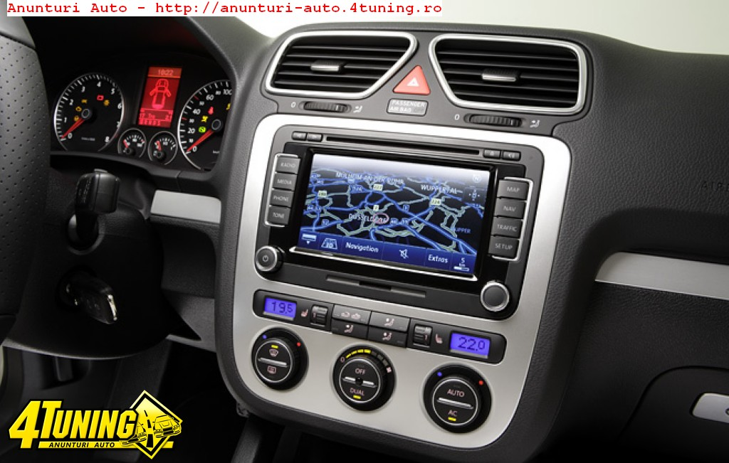 volkswagen vw passat dvd harti navigatie volkswagen vw. Black Bedroom Furniture Sets. Home Design Ideas
