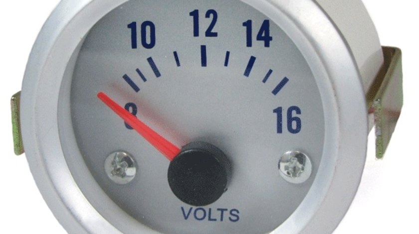 Voltmetru (ceas suplimentar)