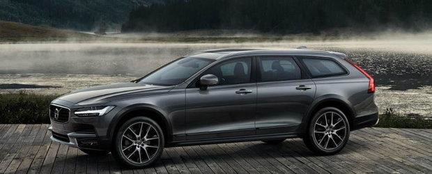 Volvo a anuntat o serie de imbunatatiri pentru modelele S90, V90 si XC90