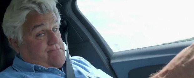 Volvo apeleaza la Jay Leno si Top Gear pentru a promova noul V60 Polestar