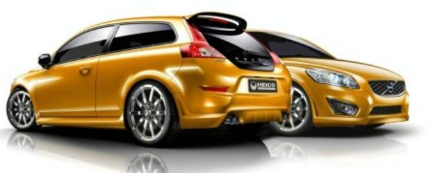 Volvo C30 1.6D DRIVe by Heico - Tuning ecologic