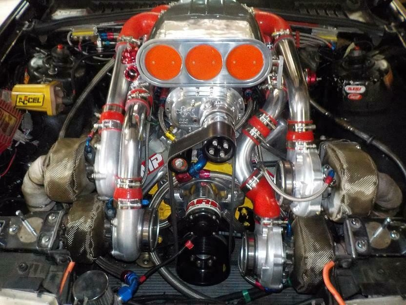 Volvo cu motor de 10.3 litri si 3000 CP