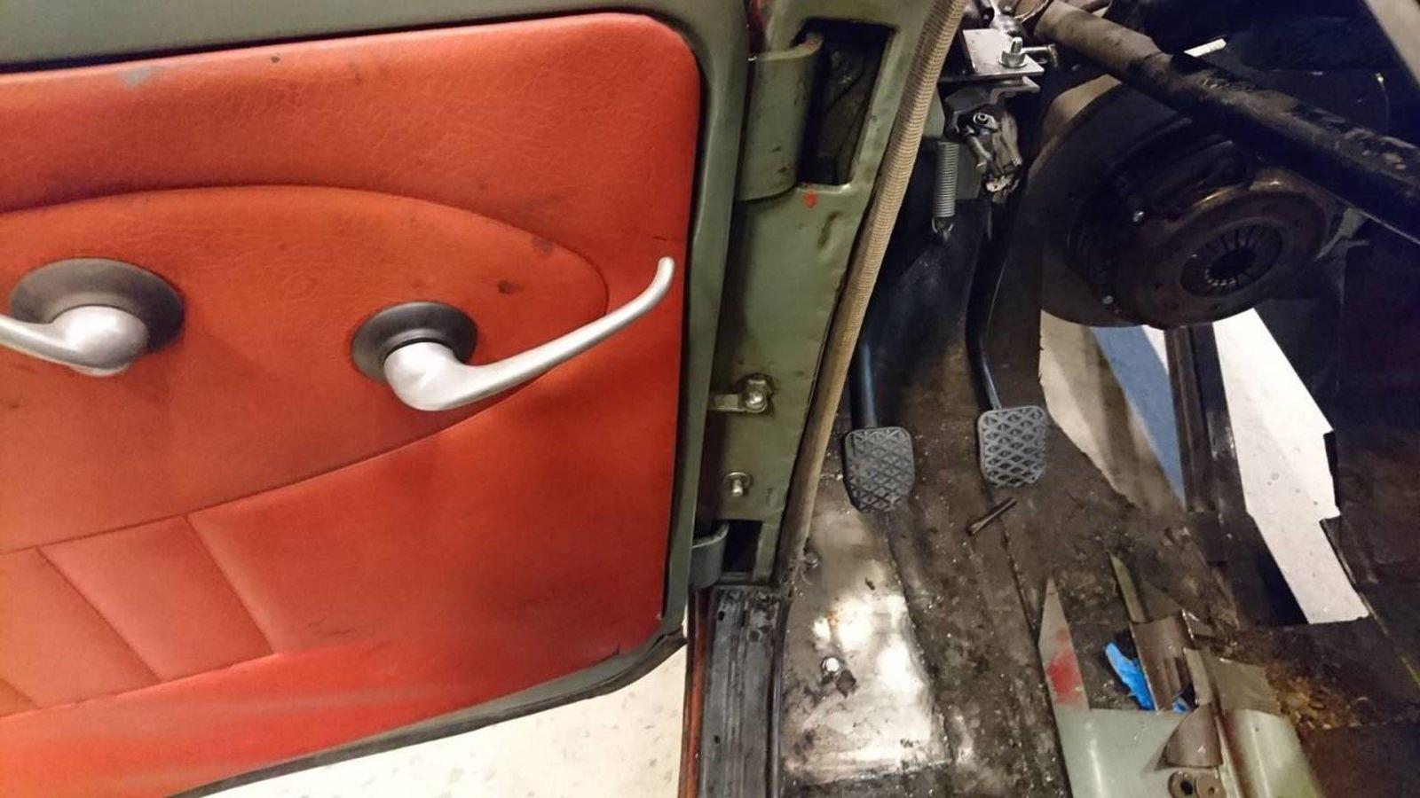 Volvo cu motor de 38.8 litri - Volvo cu motor de 38.8 litri