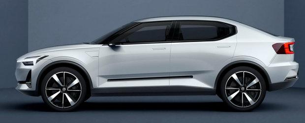 Volvo dezvaluie primele imagini complete cu noile concepte ale seriei 40