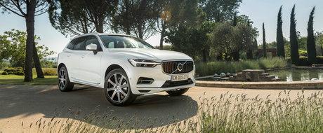 Volvo, incoronat regele anului 2017 de Euro NCAP. Care sunt cele mai sigure masini testate anul trecut