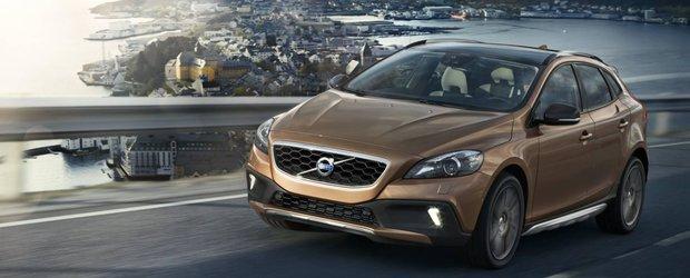 Volvo isi upgradeaza motorizarile la modelul V40