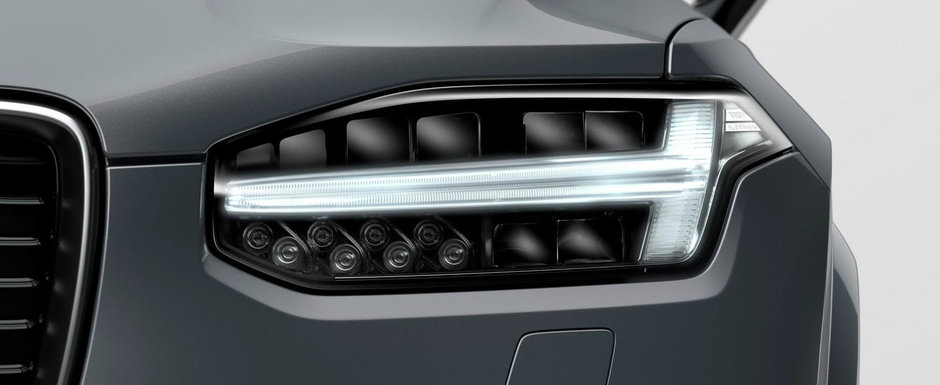 Volvo lanseaza un nou XC90 ca sa faca fata asaltului german. KERS este arma secreta a SUV-ului suedez