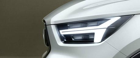 Volvo le mai coace o surpriza nemtilor. Avem prima imagine cu noua masina premium a suedezilor