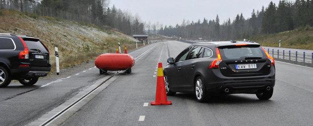 Volvo lucreaza la 3 tehnologii noi de securitate