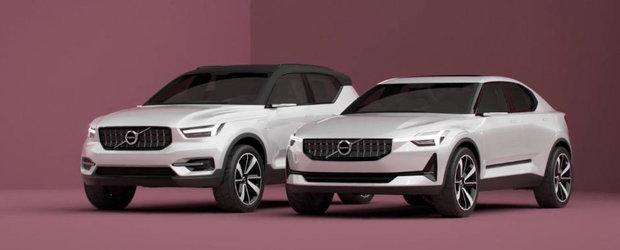 Volvo nu a uitat de seria 40. Un oficial a confirmat ca noul crossover XC40 ajunge pe piata in 2018