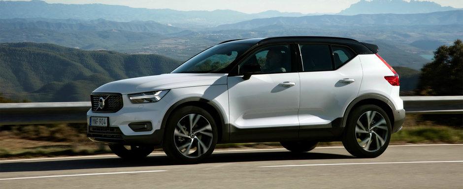 Volvo nu mai face fata comenzilor pentru XC40. Suedezii obligati sa suplimenteze productia
