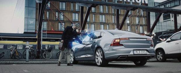 Volvo planuieste sa vanda masini fara cheie din 2017
