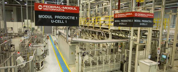 Volvo premiaza piesele auto fabricate la Ploiesti de Federal-Mogul